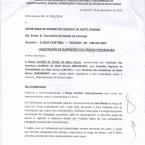 hauahuahauhauhauahhauhauahuahuahauhuClasse Contábil solicita a SEFAZ/MT suspensão dos prazos processuais de fim de ano