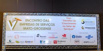 Posse Diretoria Gestão 2015/2018 - V Encontro das Empresas Contábeis e Serviços Mato-Grossense