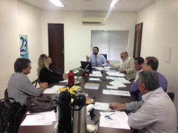 SESCON/MT realiza reunião de diretoria e debate matérias importantes para representados