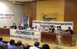 SESCON/MT participa de reunião realizada pela Fecomércio/MT, e debate junto a empresários e deputados sobre adiamento da Reforma Tributária