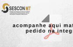 SESCONMT busca inclusão de atividades contábeis no rol de serviços essenciais