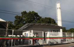 Bonsucesso ganha Estação de Tratamento de Água