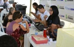 Moradores do Parque Cuiabá são atendidos por mais um Mutirão de Conciliação do Procon