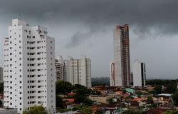 Clima segue ameno em Cuiabá que poderá registrar chuva e trovoadas ao longo da semana