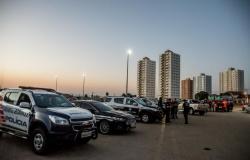 Segurança Pública deflagra operação de combate à criminalidade