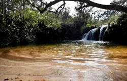 Turismo regional é uma das atrações do >Encontro das Águas> em Chapada