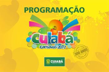 Carnaval 2017 contará com show nacional e trio elétrico