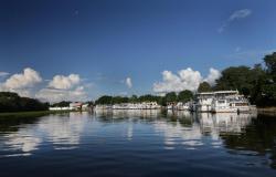 Cáceres se destaca no turismo de pesca e atrativos natuais