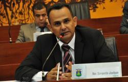 Vereador sargento Joelson apresenta propostas para segurança pública de Cuiabá