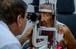 Atendimentos oftalmológicos começam nesta terça-feira
