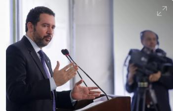 Ministro do Planejamento, Dyogo Oliveira, durante evento em Brasília (Foto: Beto Barata/PR) Ministro do Planejamento, Dyogo Oliveira, durante evento em Brasília (Foto: Beto Barata/PR)