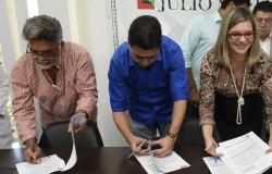 Prefeitura e Hospital Júlio Muller firmam parceria para ampliação e abertura de novos serviços