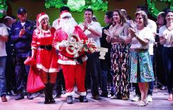 Várzea Grande transforma Natal Feliz em atração turística e reúne famílias