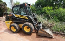 Limpeza pública é intensificada no período de chuvas em Várzea Grande