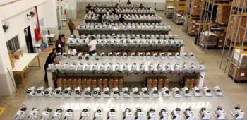 TRE-MT deve iniciar distribuição das mais de 8 mil urnas aos municípios este mês