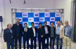 Com a presença de gerentes nacionais, concessionária Ford é inaugurada em Cuiabá