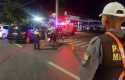 Polícia prende 45 motoristas embriagados em 24 dias de operação em MT