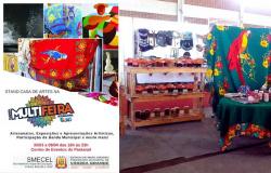 Casa de Artes de Várzea Grande participa de feira internacional em Cuiabá