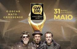 GW100 homenageia personalidades de destaque em Mato Grosso; Titãs faz show