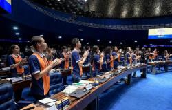 Aluna de Escola Estadual de Colider vence a 12ª edição do Programa Jovem Senador