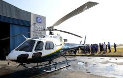 Doadores de sangue poderão ganhar voo de helicóptero em Cuiabá