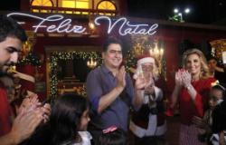 Natal da Gente é lançado e inicia passeio por Cuiabá nesta terça-feira (17)