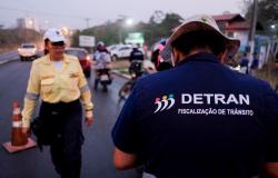 Detran-MT realiza 174 ações de fiscalização de trânsito em Cuiabá e Várzea Grande