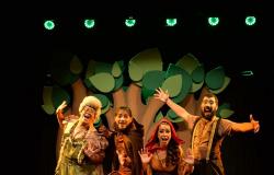Musical 'Chapeuzinho Vermelho' é apresentado no Cine Teatro Cuiabá