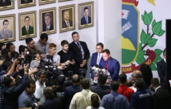 Em visita a deputados, governador destaca prioridades do governo