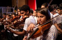 Instituto abre inscrições para curso gratuito de instrumentos de orquestra em MT