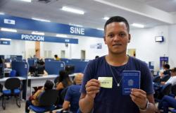 Mato Grosso oferta 859 vagas de emprego pelo Sine