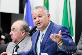Câmara marca sessão na sexta para votar cassação de Abílio; Misael pede equilíbrio