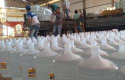 Empresas e entidades fabricam e distribuem álcool 70% para todos os municípios de MT