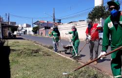 Serviços Públicos reforça ações de fiscalização e limpeza de ruas e avenidas