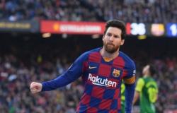Messi volta a treinar com o grupo e Barcelona se prepara para jogo