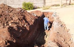 Pavimentação asfáltica é realizada no Bairro Dom Bosco