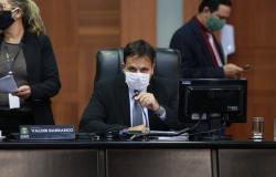 Deputado Claudinei anuncia a disponibilidade de mil testes para segurança pública pela AL