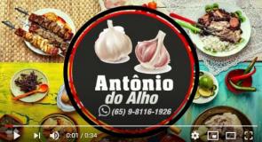 VÍDEO INSTITUCIONAL ANTÔNIO DO ALHO  BAIRRO PEDRA 90 - CUIABÁ - MT