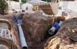 Segunda etapa do bairro Dom Bosco recebe construção da rede de drenagem