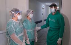 Combate à Covid-19: Profissional da saúde utiliza em média 1.260 EPIs por trimestre