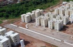 Várzea Grande e Caixa Econômica Federal sorteiam endereços das primeiras 560 casas do Santa Bárbara: Veja lista dos sorteados