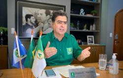 Perda de UTIs é fake news e distribuição de leitos evita caos em Cuiabá, diz prefeito após inauguração de UBS