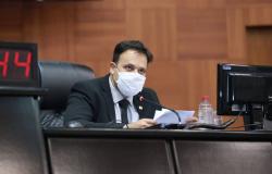 Delegado Claudinei indaga sobre recurso federal destinado para Rondonópolis no combate à Covid-19