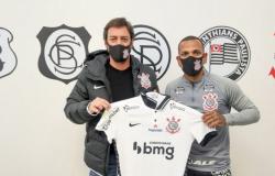Após dias de espera, Corinthians oficializa a contratação de Otero