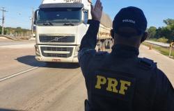 PRF lança a Operação Finados 2020 em Mato Grosso