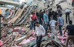 Sobe para seis o número de mortos em terremoto que atingiu Turquia e Grécia