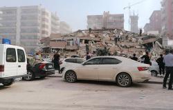 Terremoto deixa mortos e mais de 120 pessoas feridas na Turquia