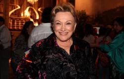 Nicette Bruno está em estado grave, informa boletim de hospital