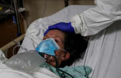 EUA passam de 100 mil hospitalizados por Covid-19 pela 1ª vez; mortes em um só dia também chegam ao seu maior número