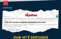 Taxa de anuidade e descontos: OAB-MT figura entre as seccionais brasileiras que oferecem melhores condições à advocacia
